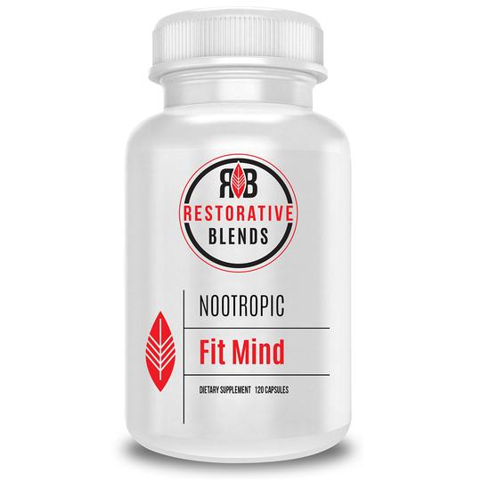 Beating Brain Fog with Fit Mind Nootropic Supplement ~ The