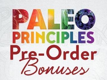 paleo principles pre-order