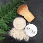 araza face powder