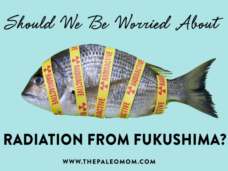 radiation from fukushima