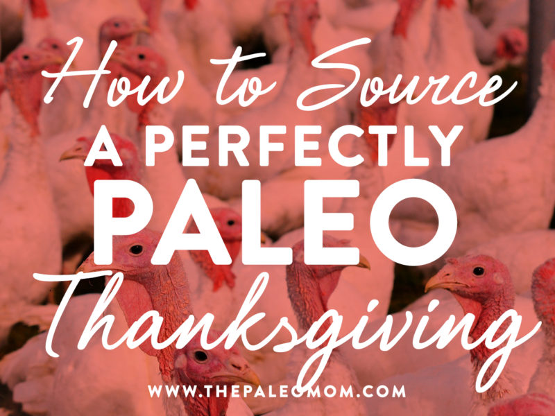 perfectly paleo thanksgiving