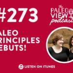 paleo principles debuts
