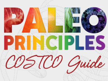 paleo principles costco guide