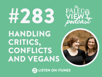 TPV Podcast, Episode 283: Handling Critics, Conflicts and Vegans