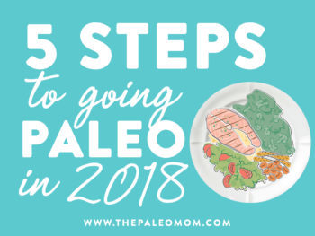 5 steps to going paleo