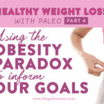 using the obesity paradox
