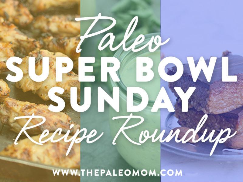 super bowl sunday recipes