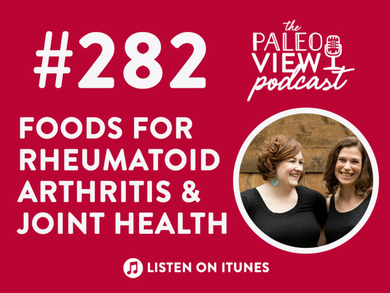 foods for rheumatoid arthritis