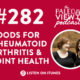 foods for rheumatoid arthritis