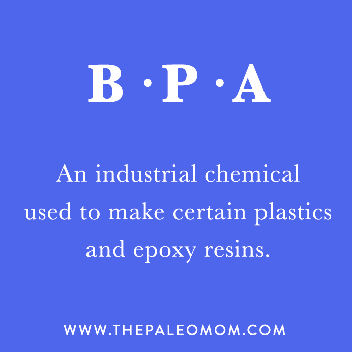 What exactly is BPA?