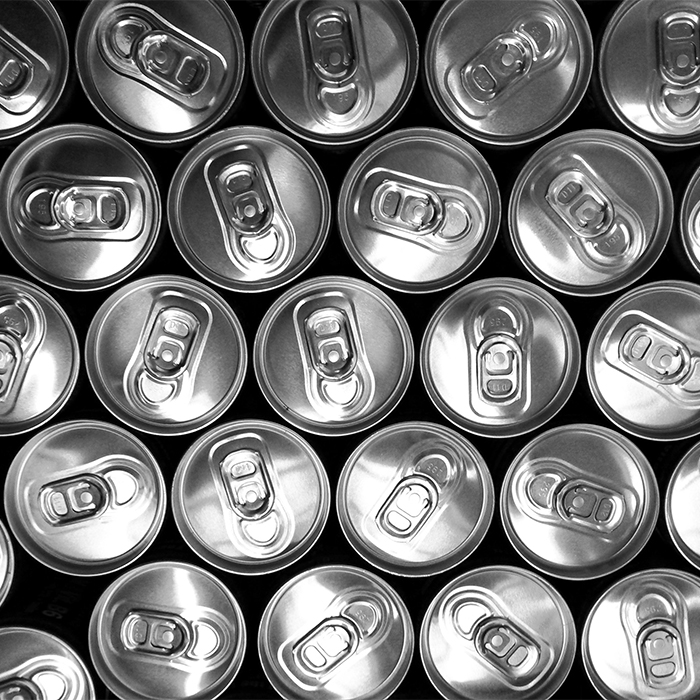 BPA can leach from containers into food and beverages.