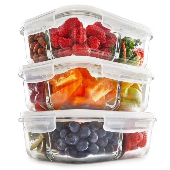 The best way to avoid BPA is to switch to glass and steel containers.