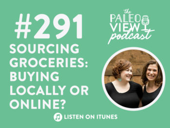 TPV Podcast, Episode 291: Sourcing Groceries: Buying Locally or Online?