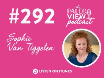 TPV Podcast, Episode 292: Sophie Van Tiggelen