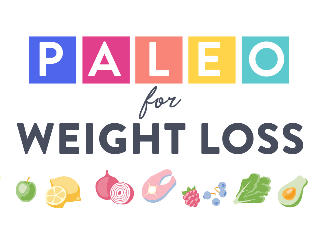 paleo diet typical weight loss