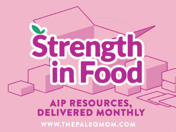 strength in food