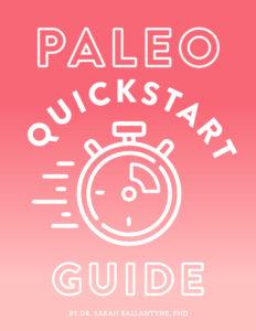 paleo quickstart guide