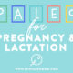 paleo for pregnancy and lactation