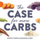 There is a strong case for moderate consumption of complex carbs and avoiding low-carb and very low-carb diets.