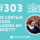 do certain foods cause anxiety