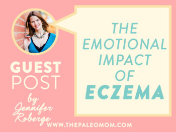 the emotional impact of eczema