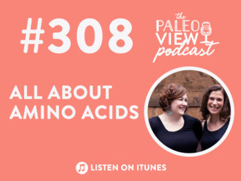 TPV Podcast, Episode 308: All About Amino Acids