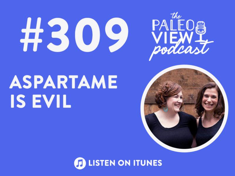 aspartame is evil