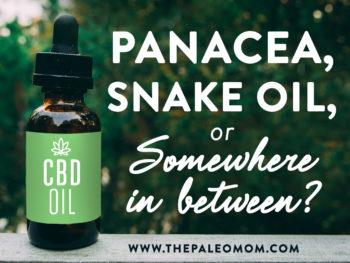 panacea snake oil