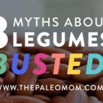 legume myths busted