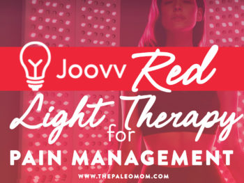 joovv red light therapy for pain management