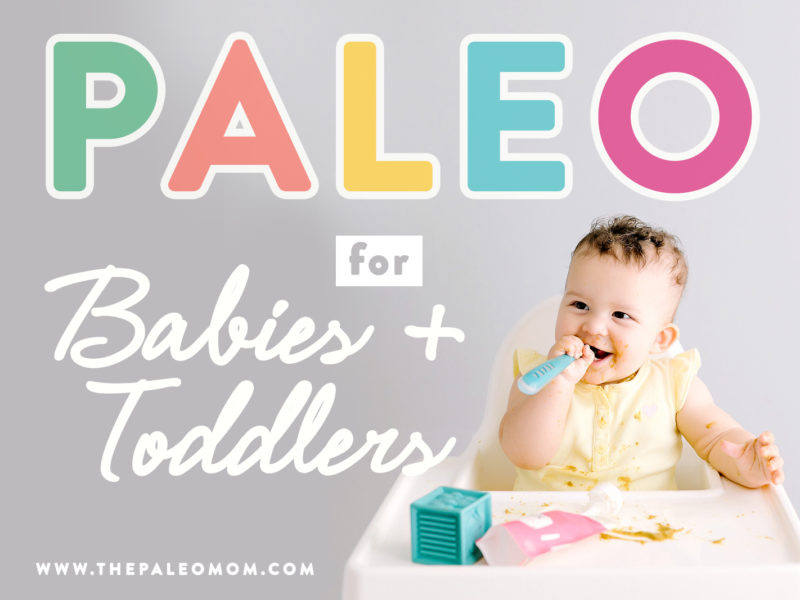 paleo for babies