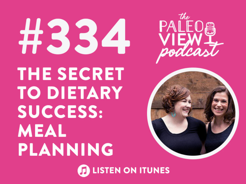 TPV Podcast Episode 334: The Secret to Dietary Success, Meal