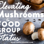 mushrooms food group