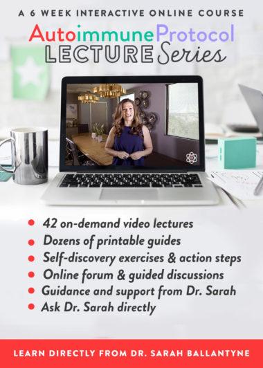 autoimmune protocol lecture series
