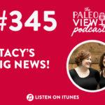 stacy's big news