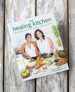 the healing kitchen book