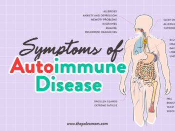 Symptoms of Autoimmune Disease