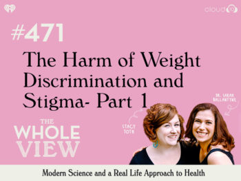 The Harm of Weight Discrimination and Stigma